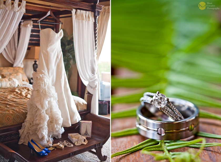 Majestic Maui Estate Wedding by Maui Creative Photography