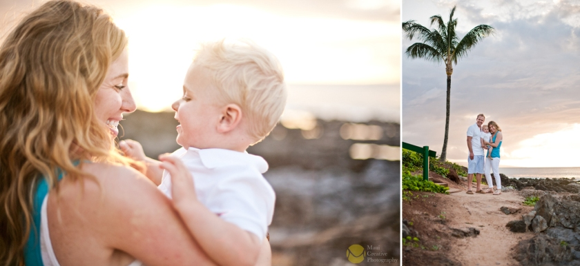 Morhman Family Portraits by Maui Creative Photography