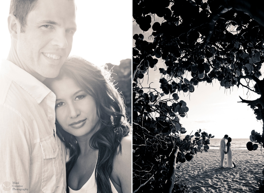 Engagement Session by Maui Creative Photography