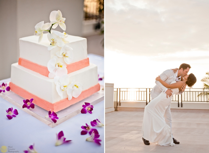 Maui Church Wedding - Natalie & David
