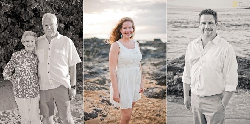 Maui Family Portraits - Baumann
