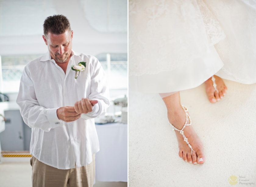 Trilogy Wedding by Maui Creative Photography