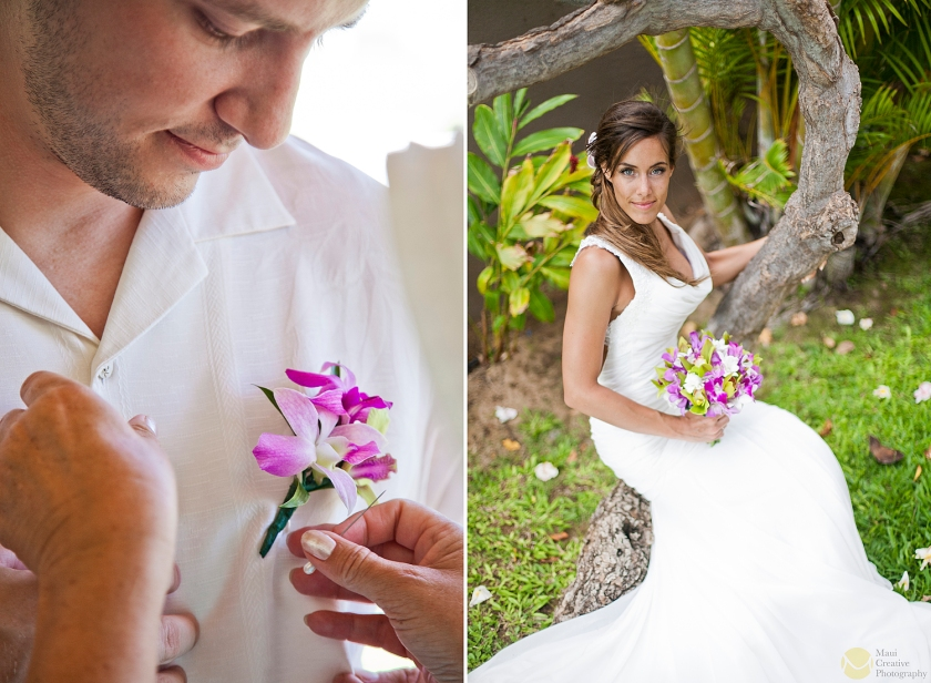 The Wedding of Dani & Chris by Maui Creative Photography