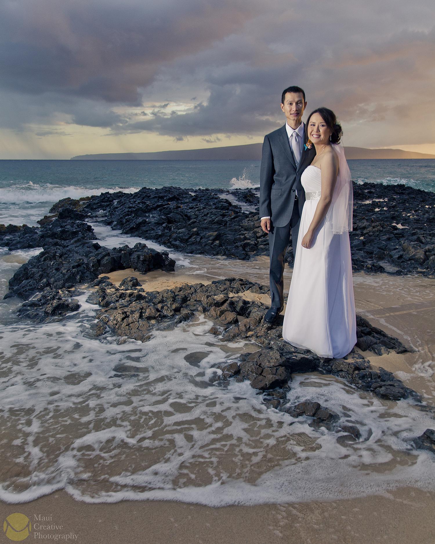 Login Hawaii Bride Groom 92