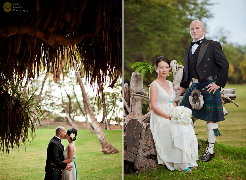 South Maui Wedding by Maui Creative Photography