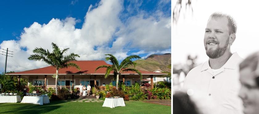 bride; groom; destination wedding; mauka lani estate; maui; hawaii; ceremony; love; wedding