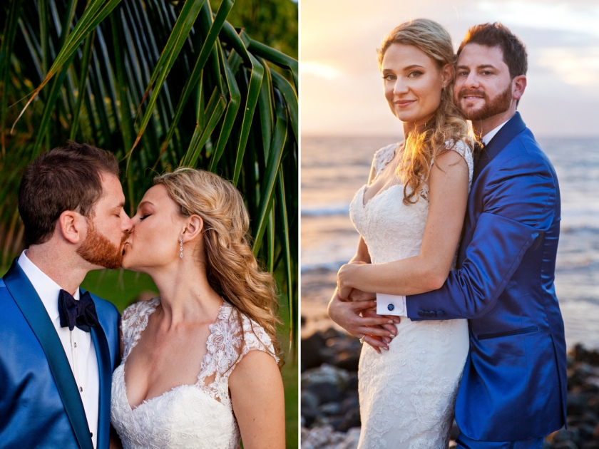 Nicole & Matthew's Destination Wedding