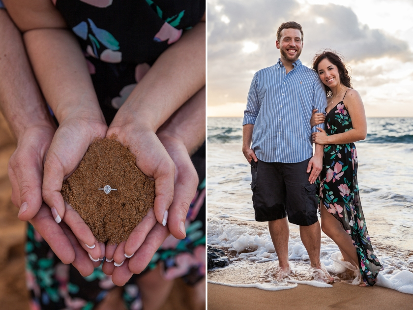 fun-romantic-maui-beach-engagement-portraits-3