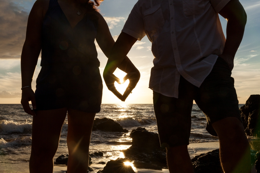 Sunset-Beach-Engagement-Session-0001